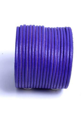 Pulsera multihilo cortada cuero, extra ancha cierre clip regulable Comprar - Venta Mayorista y detalle