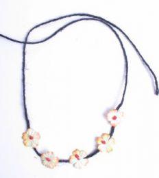 Tête de fleurs hippie devant, Fleurs décoratives de style hippie avec, à acheter en gros ou en détail dans la catégorie Décoration ethnique alternative. Encens et présentoirs | Magasin ZAS Hippie. [VACH01]