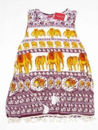 Vestido Rayón Étnico VEET02 para comprar al por mayor o detalle  en la categoría de Bisutería Hippie Étnica Alternativa.