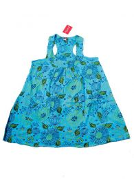 VEEV17 printed short dress to buy in bulk or detail in the Handicrafts category.
