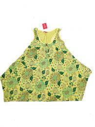 Vestido corto estampado VEEV18 para comprar al por mayor o detalle  en la categoría de Complementos Hippies Alternativos.