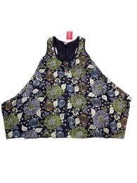 Printed short dress VEEV18 to buy in bulk or in detail in the Horn and Bone Dilators Piercing category.
