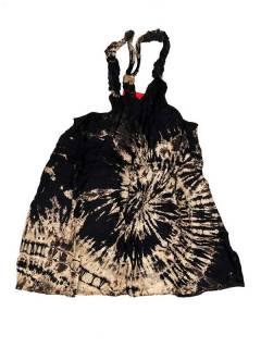 Vestido hippie Tie Dye tirantes VEJU01 para comprar al por mayor o detalle  en la categoría de Complementos Hippies Alternativos.