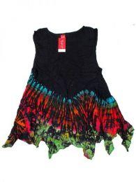 Vestido hippie Tie Dye de Mod Multi17