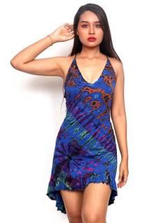 Vestido hippie Tie Dye asimétrico VEJU06 para comprar al por mayor o detalle  en la categoría de Ropa Hippie Alternativa para Hombre.
