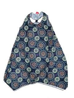 Vestido hippie estampado mandalas VESN25 para comprar al por mayor o detalle  en la categoría de Bisutería Hippie Étnica Alternativa.