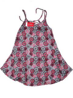 Hippie dress with mandala print VESN31 to buy in bulk or in detail in the Alternative Hippie Accessories category.