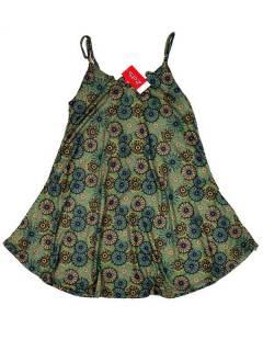 Vestido hippie estampado mandalas VESN31 para comprar al por mayor o detalle  en la categoría de .
