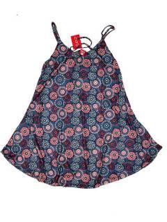 Vestido hippie estampado mandalas VESN31 para comprar al por mayor o detalle  en la categoría de Bisutería Hippie Étnica Alternativa.