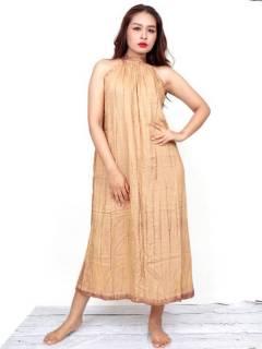 Vestido Largo Tie dye,  para comprar al por mayor o detalle  en la categoría de Ropa Hippie de Mujer | ZAS Tienda Alternativa. [VETO03]