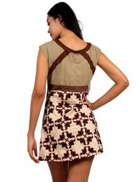Vestido de tirantes con escote detalle del producto