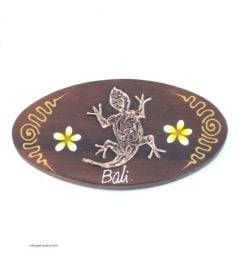 Decorated wooden fridge magnets, to buy wholesale or detail in the category of Hippie Women's Clothing | ZAS Alternative Store. [VMD01]