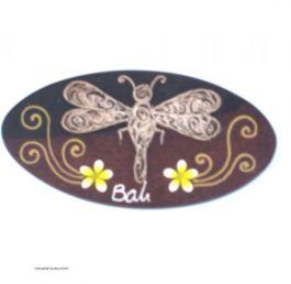 Imanes nevera madera decorada VMD01 para comprar al por mayor o detalle  en la categoría de Decoración Étnica Alternativa. Incienso y Expositores | ZAS Tienda Hippie.