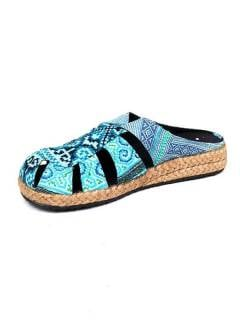 Hmong clog ZNN05 ethnic fabrics to buy wholesale or detail in the category of Hippie Clothing for Women.