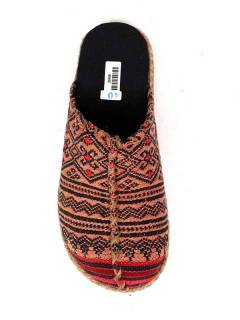 Hippies Sandals and Clogs - Ethnic open clog ZNN08.