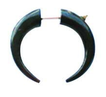 Falso dilatador en cuerno de búfalo, cierre de rosca acero quirúrgico para comprar al por mayor o detalle  en la categoría de Bisutería y Plata Hippie Étnica Alternativa | ZAS Tienda Online  [PIFL26] .