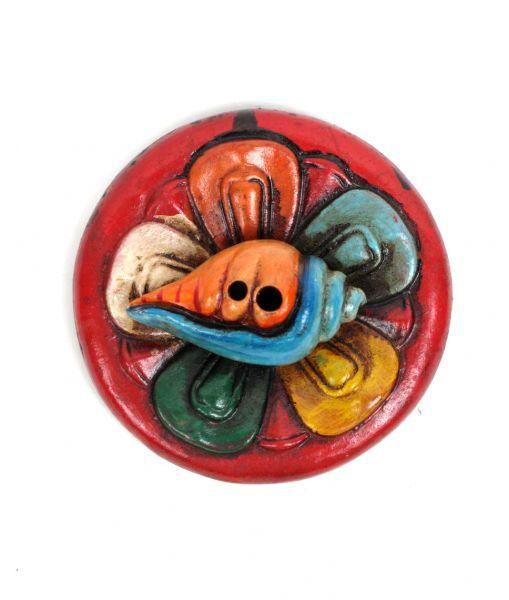 Incienso - Portaincienso flor de loto o caracola [QUE20] para comprar al por mayor o detalle  en la categoría de Artículos Artesanales.