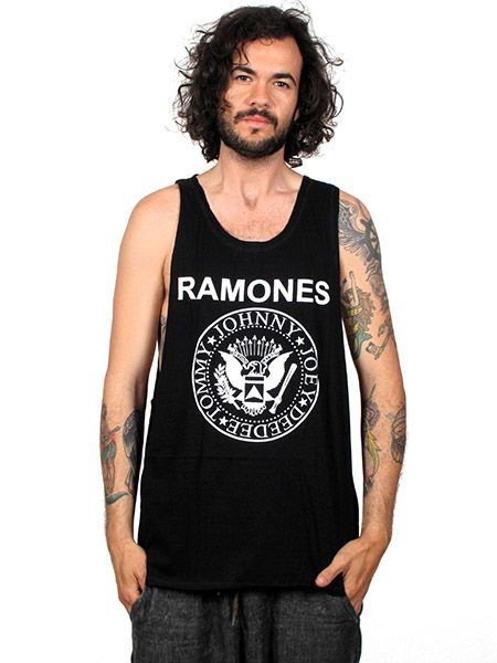 Camiseta tirantes Ramones Comprar - Venta Mayorista y detalle