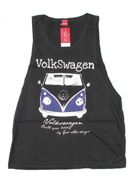Camiseta tirantes Wolkswagen Comprar - Venta Mayorista y detalle
