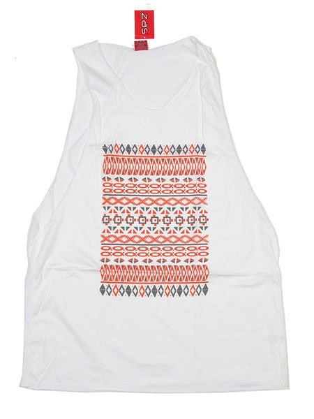 Camiseta tirantes Ethnic TMBL13 para comprar al por mayor o detalle  en la categoría de Outlet Hippie Étnico Alternativo.