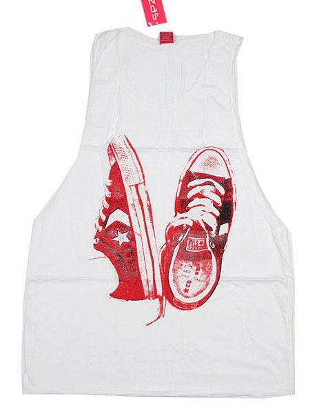 Camiseta tirantes Converse Comprar - Venta Mayorista y detalle