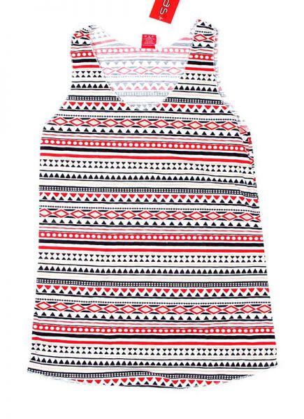 Camseita tirantes estampado étnico. camiseta de tirantes 100% algodón Comprar - Venta Mayorista y detalle