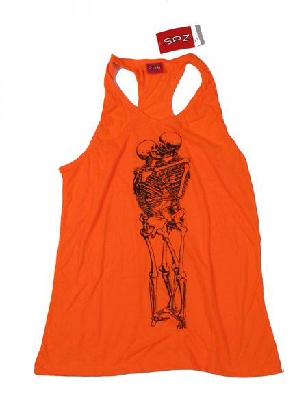 Top tirantes esqueletos Love. camiseta de tirantes con espalda abierta Comprar - Venta Mayorista y detalle