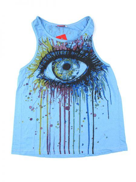 Camiseta tirantes Ojo mirror Comprar - Venta Mayorista y detalle