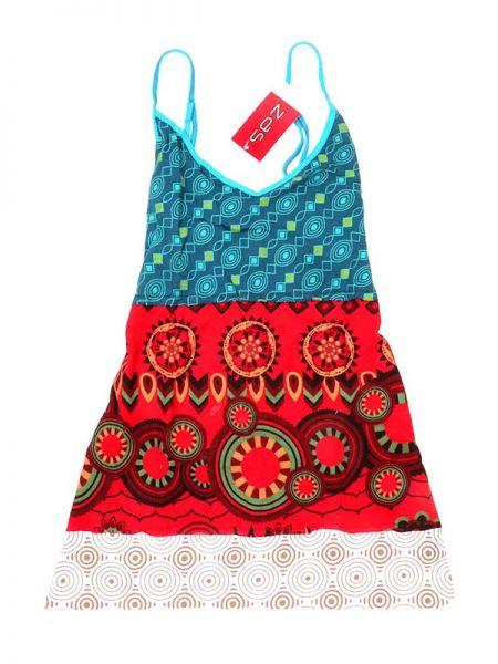 Camisetas y Tops Hippies - Top étnico , espalda TOHC08 - Modelo 182