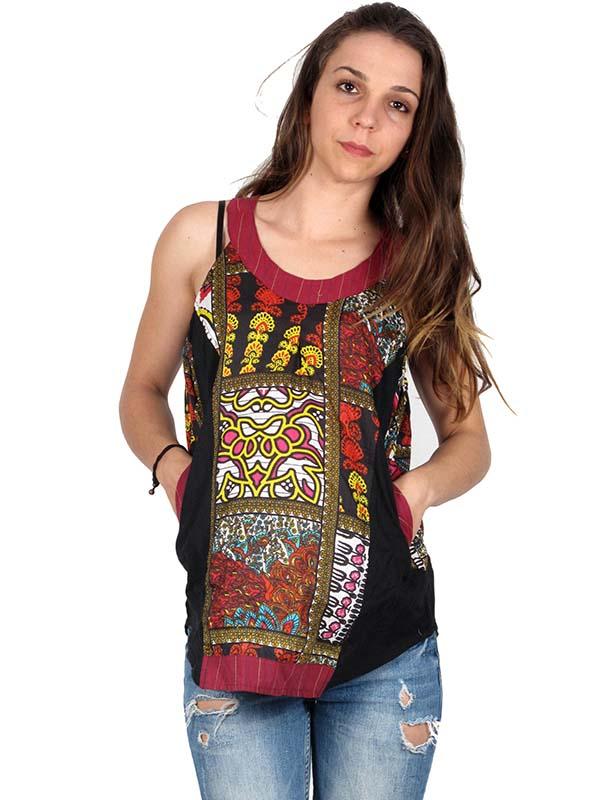 Top hippie  patch flores Comprar - Venta Mayorista y detalle