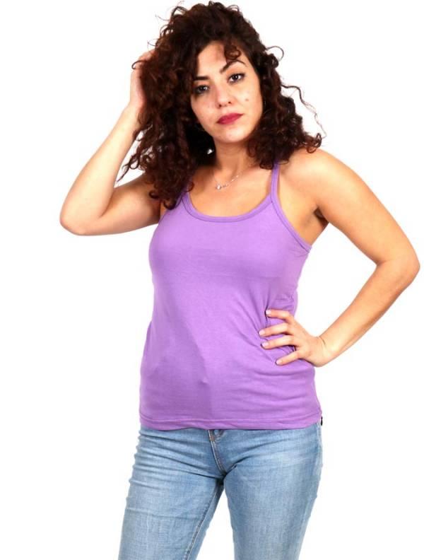 Top hippie con bolsillo [TOHC35] para comprar al por Mayor o Detalle en la categoría de Camisetas Blusas y Tops