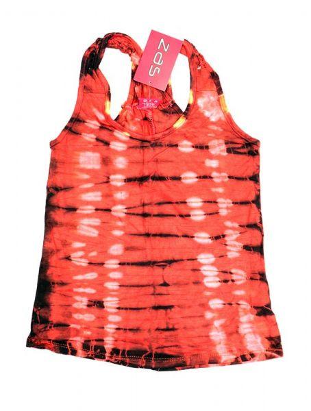 Camisetas y Tops Hippies - top tie dye de tirantes ccomposición TOJO13 - Modelo 1810
