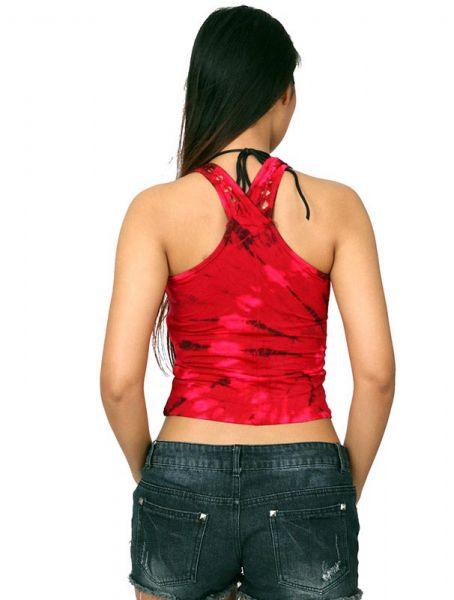 Top hippie tie dye - Detalle Comprar al mayor o detalle