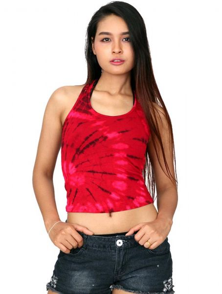 Top hippie tie dye - Comprar al Mayor o Detalle