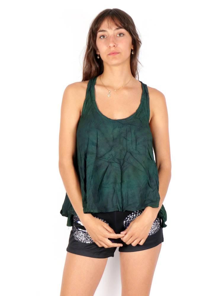 Top hippie Tie Dye [TOPN01] para comprar al por Mayor o Detalle en la categoría de Camisetas Blusas y Tops