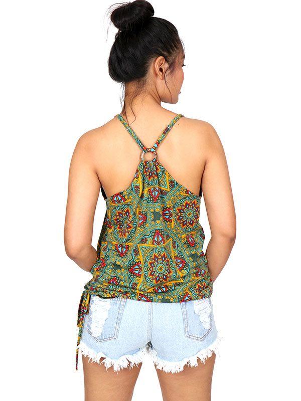Top hippie aro en espalda - Detalle Comprar al mayor o detalle