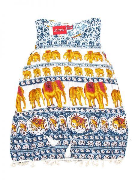 Vestido Rayón Étnico VEET02 para comprar al por mayor o detalle  en la categoría de Outlet Hippie Étnico Alternativo.