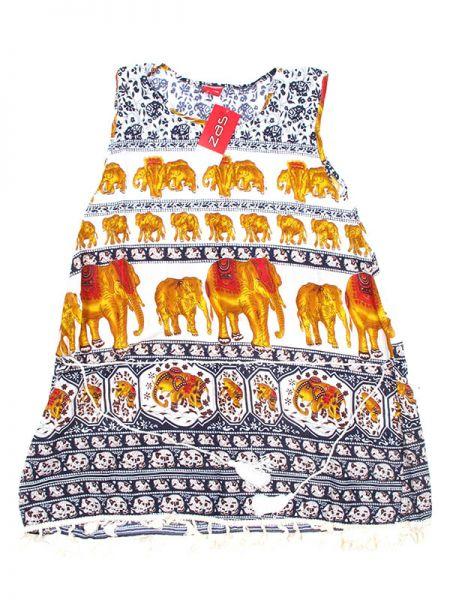 Vestido Rayón Étnico - 1712 Comprar al mayor o detalle