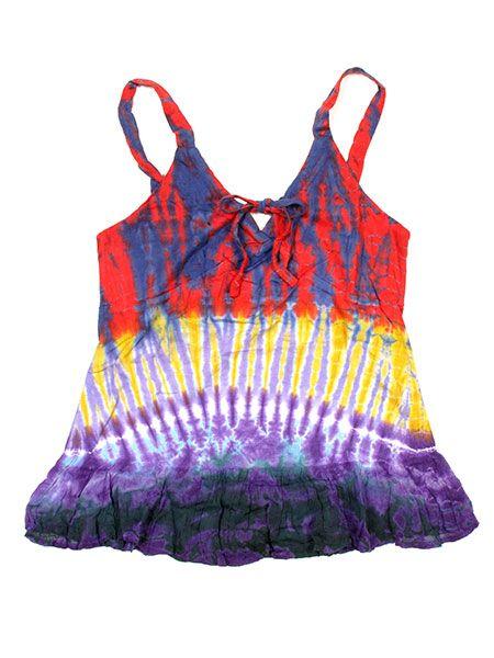 Vestido hippie patch VEEV04 para comprar al por mayor o detalle  en la categoría de Outlet Hippie Étnico Alternativo.