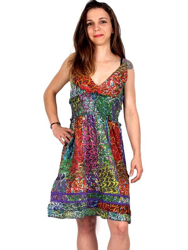Vestido corto hippie Comprar - Venta Mayorista y detalle