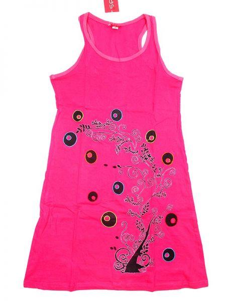 Vestido Bordado flores VEEV07 para comprar al por mayor o detalle  en la categoría de Outlet Hippie Étnico Alternativo.