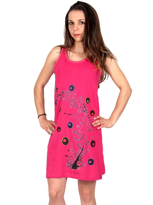 Vestido Bordado flores Comprar - Venta Mayorista y detalle