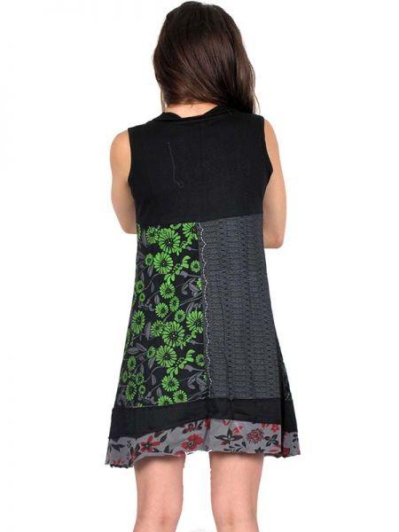 Vestido 100% algodón patchwork estampado Comprar - Venta Mayorista y detalle