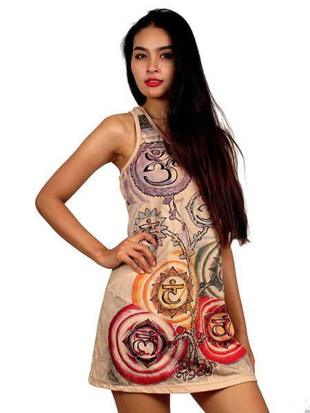 Specchio Arbol OM Dress - VEMI09