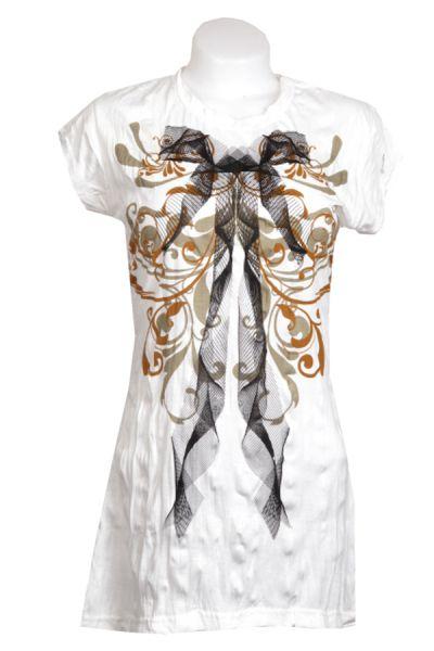 vestido algodón arrugado manga corta modelo bow Comprar - Venta Mayorista y detalle