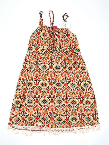 Vestido hippie flecos VESN13 para comprar al por mayor o detalle  en la categoría de Outlet Hippie Étnico Alternativo.