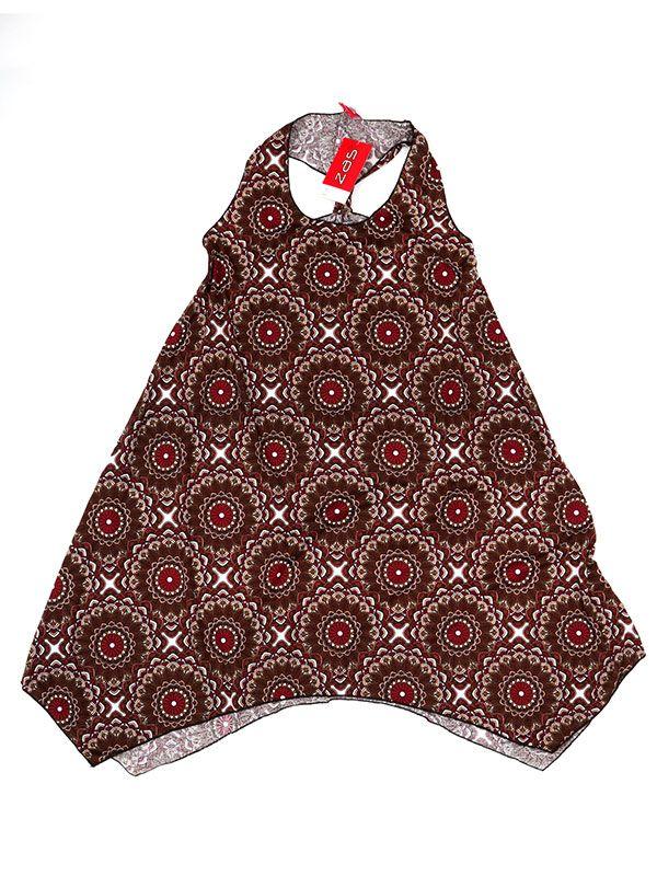 - Vestido hippie estampado mandalas [VESN15] para comprar al por mayor o detalle  en la categoría de Complementos Hippies Étnicos Alternativos.