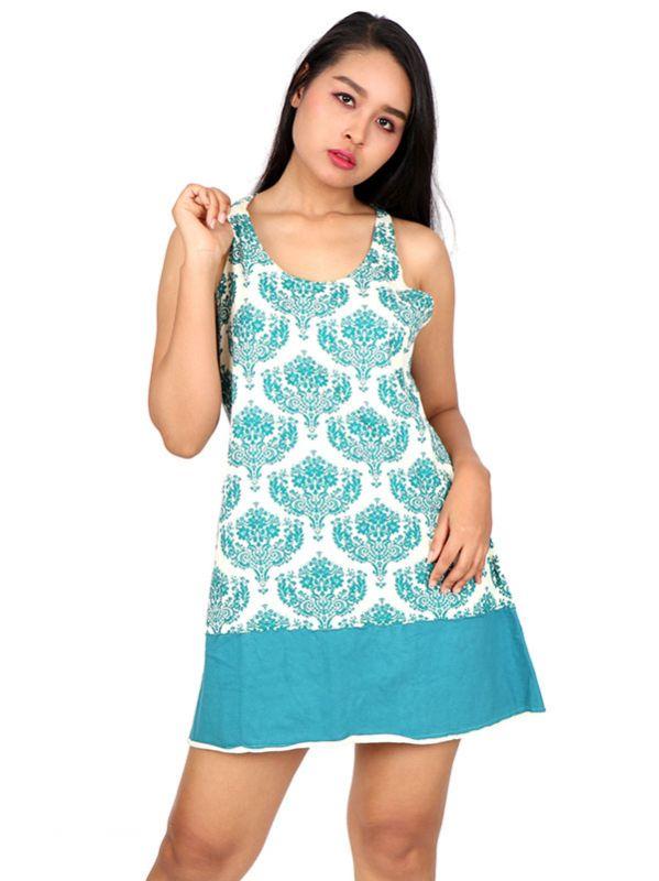 Vestido étnico estampado [VEUN105] para Comprar al mayor o detalle