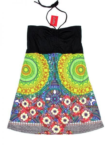 Vestido estampado étnico Comprar - Venta Mayorista y detalle