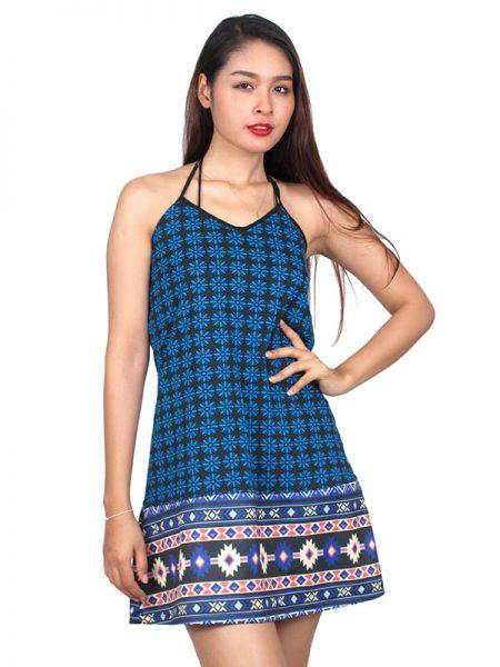 Vestido étnico estampado [VEUN72] para Comprar al mayor o detalle